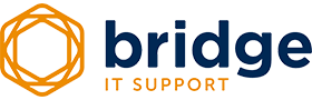 Bridge IT Support Logo
